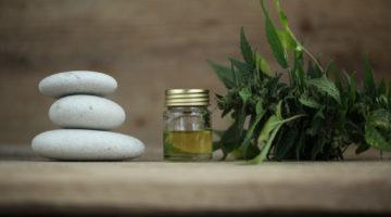 CBD Öl gegen Stress
